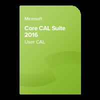 Core CAL Suite 2016 User CAL