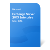 Exchange Server 2013 Enterprise User CAL