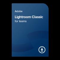 Adobe Lightroom Classic for teams (EN) – 1 évre