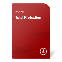 McAfee Total Protection – 1 anno