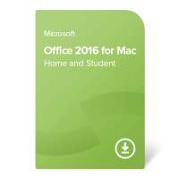 Office 2016 Home and Student per MAC