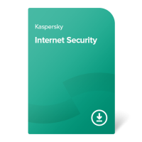 Kaspersky Internet Security – 1 anno, nuovo abbonamento