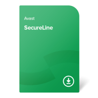 Avast SecureLine VPN – 1 anno