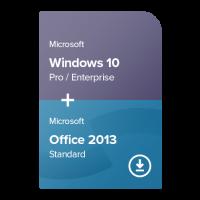 Windows 10 Pro / Enterprise + Office 2013 Standard