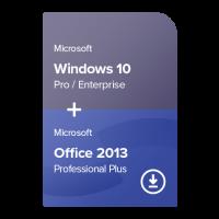 Windows 10 Pro / Enterprise + Office 2013 Professional Plus