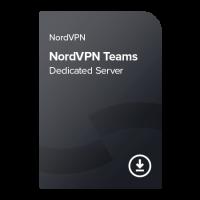 NordVPN Teams Dedicated Server – 1 anno