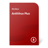 McAfee AntiVirus Plus – 1 rok