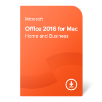 Office 2016 Home and Business dla MAC