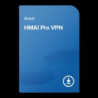 Avast Hide My Ass! Pro VPN – 1 rok