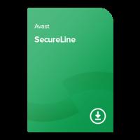 Avast SecureLine VPN – 1 rok