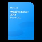 Windows Server 2012 Device CAL