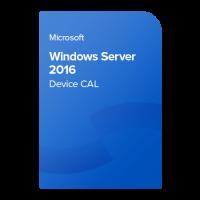 Windows Server 2016 Device CAL