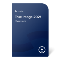 Acronis True Image 2021 Premium – 1 rok