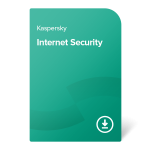 Kaspersky Internet Security – 1 an, abonament nou