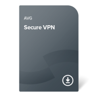 AVG Secure VPN – 1 an