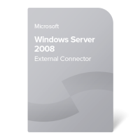 Windows Server 2008 External Connector