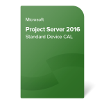 Project Server 2016 Standard Device CAL