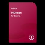 Adobe InDesign for teams (EN) – 1 an