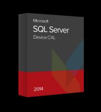 SQL Server 2014 Device CAL