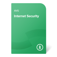 AVG Internet Security – 1 leto