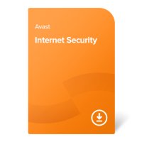 Avast Internet Security – 1 leto