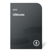 AVG Ultimate – 1 leto
