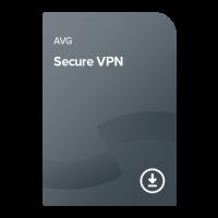 AVG Secure VPN – 1 leto