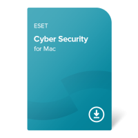ESET Cyber Security for Mac – 1 leto