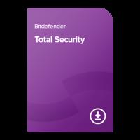 Bitdefender Total Security – 1 leto