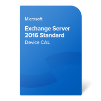 Exchange Server 2016 Standard Device CAL