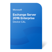 Exchange Server 2016 Enterprise Device CAL
