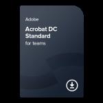 Adobe Acrobat DC Standard for teams (EN) – 1 leto