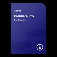 Adobe Premiere Pro for teams PC/MAC ENG, 1 leto