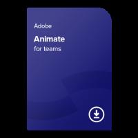 Adobe Animate for teams PC/MAC Multi-Language, 1 leto