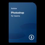 Adobe Photoshop for teams (EN) – 1 leto