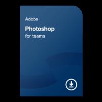 Adobe Photoshop for teams PC/MAC ENG, 1 leto
