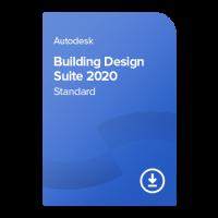 Autodesk Building Design Suite 2020 Standard – trajno lastništvo