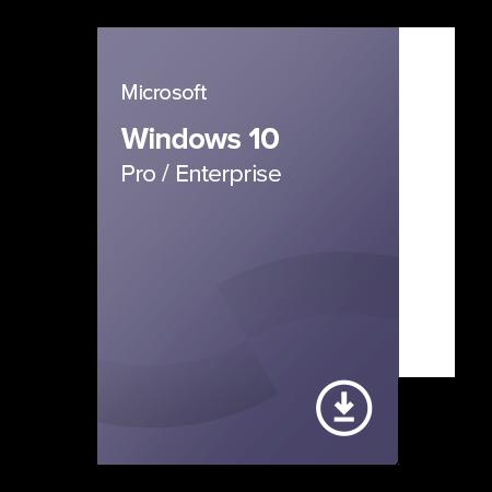 Windows 10 Pro / Enterprise , KV3-00262 elektronický certifikát