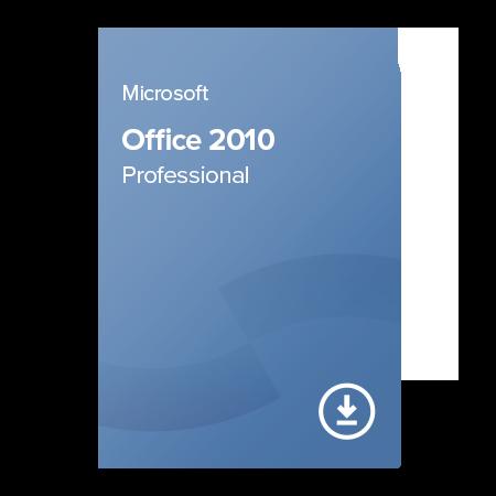 Microsoft Office 2010 Professional (269-14831) elektronický certifikát