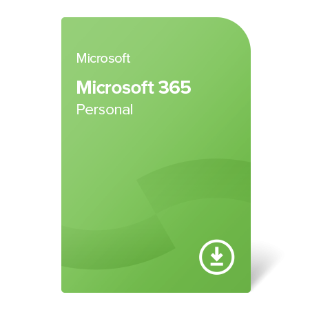Microsoft 365 Personal SK (QQ2-00082) elektronický certifikát