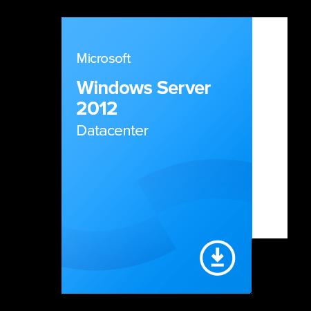 Microsoft Windows Server 2012 Datacenter (2 CPU), P71-07236 elektronický certifikát