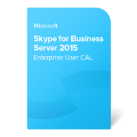 Skype for Business Server 2015 Enterprise User CAL
