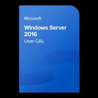 Windows Server 2016 User CAL