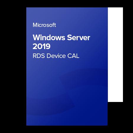 Microsoft Windows Server 2019 RDS Device CAL, 6VC-03747 elektronický certifikát