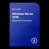 Windows Server 2019 External Connector