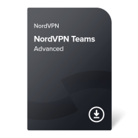 NordVPN Teams Advanced – 1 rok