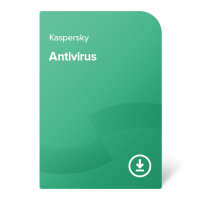 Kaspersky Antivirus – 1 rok