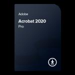 Adobe Acrobat 2020 Pro (EN) – trvalé vlastníctvo
