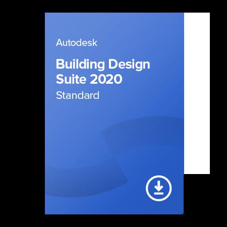 Autodesk Building Design Suite 2020 Standard – trvalé vlastníctvo licencia pre 1 zariadenie (SLM)