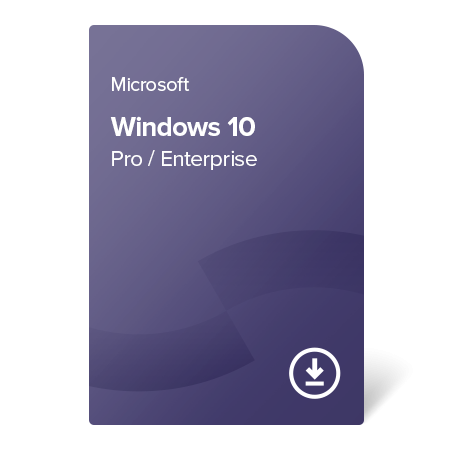 Windows 10 Pro / Enterprise digital certificate